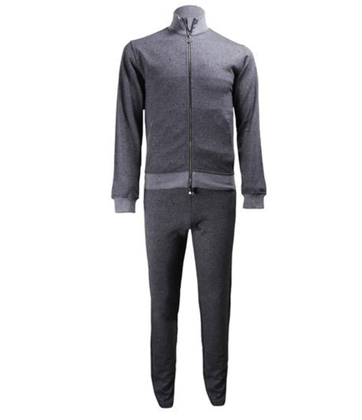 Grey Tracksuit Set