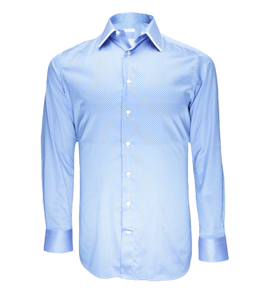 Blue Dress Shirt, Size 41