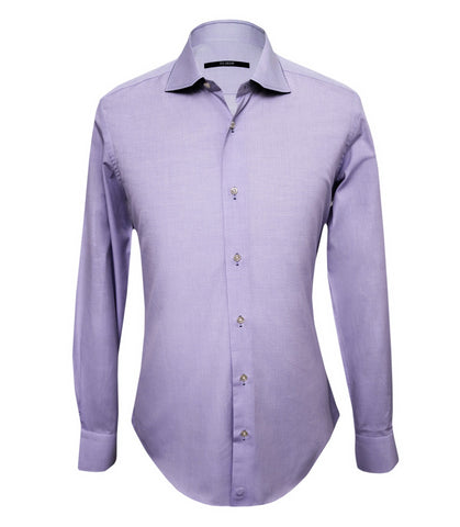 Violet Cotton Shirt