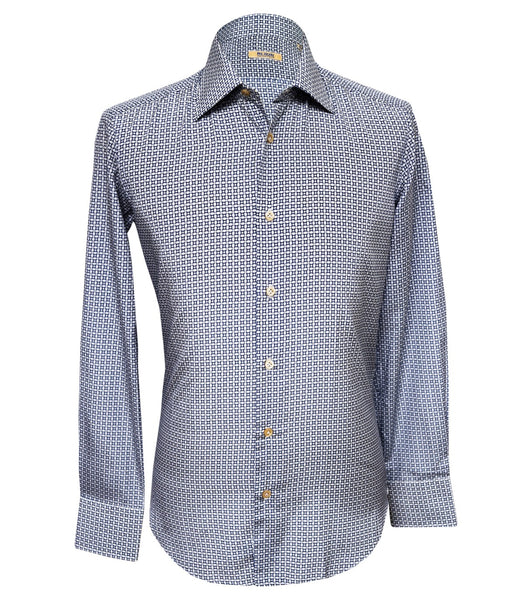 Sartoriale Cotton Silk Shirt