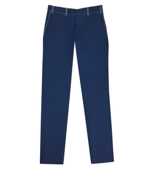 Blue Formal Pants