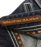 Denim Dark Blue Jeans