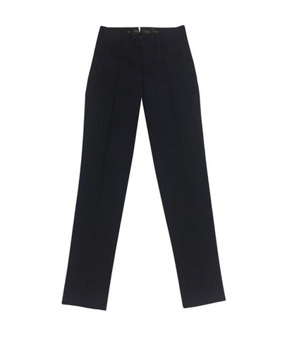 Navy Blue Wool Formal Pants