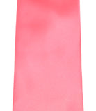 Soft Pink Silk Tie Set