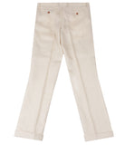 Beige Wool Pants, Size 48