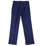 Blue Wool Pants, Size 48