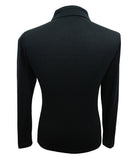 Black Polo Knitwear, Size XS