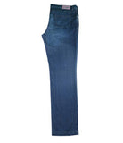 Blue Jeans Slim Fit, Size 60