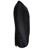 Black Evening Jacket, Size 42""