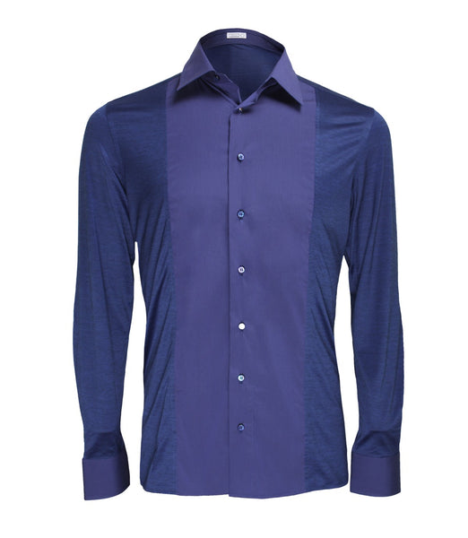 Violet Blue Dress Shirt