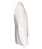 White Dinner Jacket Policleto