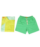 Green Swimwear Set