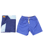 Royal Blue Swimwear Set