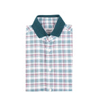 Red Green Checked Shirt