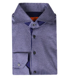 Patterned Dress Shirt