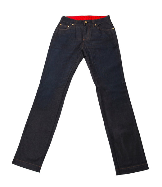 Dark Blue Jeans Slim Fit