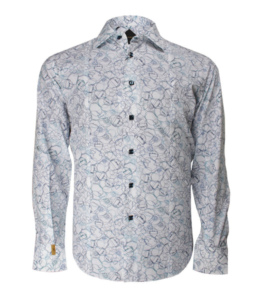 Patterned Shirt Italian