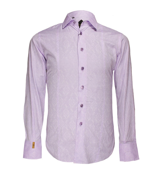 Purple Shirt Flavio