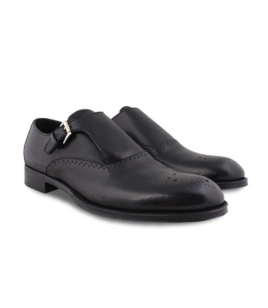 Black Monk Straps Mark II