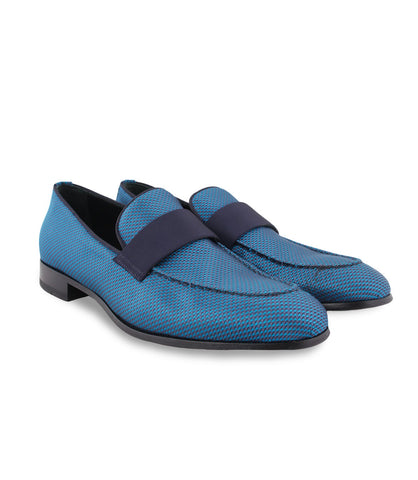 Turquoise Loafers David