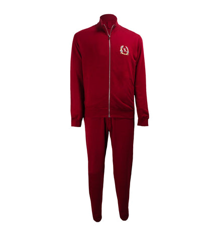 Maroon Fleece Set