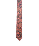 Mandarin Printed Silk Tie Set