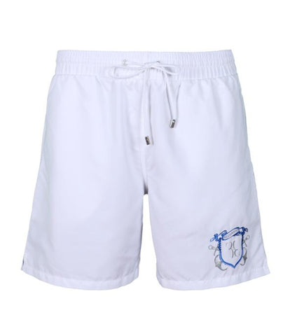 White Swimming Shorts