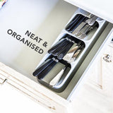Cutlery Tray Drawer Organizer
