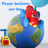 Balloon Car Science Toy