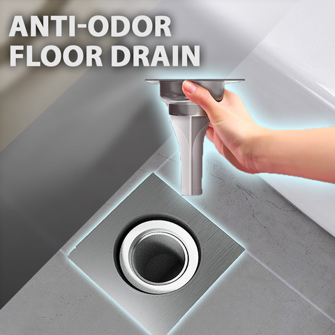 Anti-Odor Floor Drain