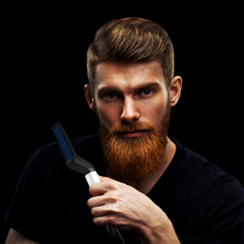 Beau Beard Straightening Comb!