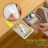 The Nail Free Mount Anywhere Drawer