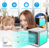 Personal Air Conditioner, Purifier & Humidifier