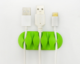 Cable Holder Desk Organizer (2pcs)