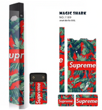 Magic shark Stickers for Juul