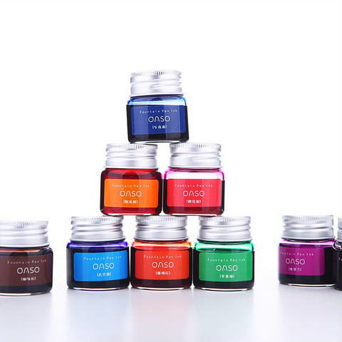 Luxury Fountain Pen Ink