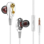 WithTheWave™ Dual Driver Strong Bass Earbuds