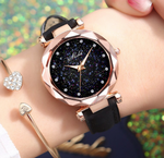 *Riches* Women's Rose Gold Watch