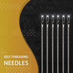 Self Threading Needle