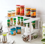 Adjustable Space Saving Spice Rack