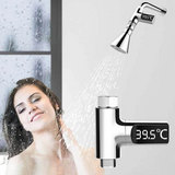 Battery Free LED Digital Shower Thermometer
