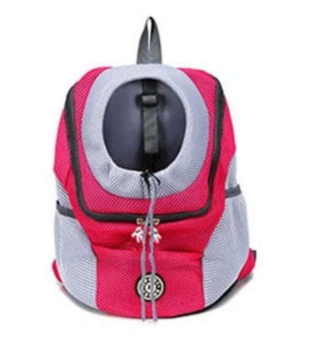 Pet Dog Carrier Mesh Backpack