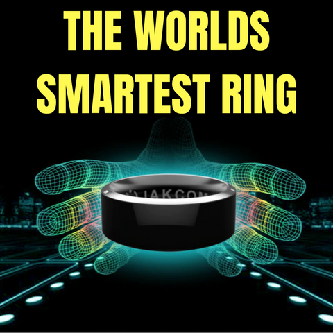Worlds Smartest Ring