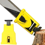 Instant Chainsaw Sharpener