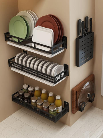 Kitchen Accessories Wall Organizers