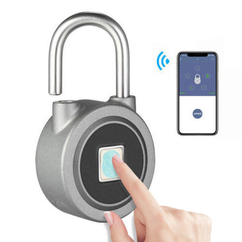 Secure Fingerprint Lock
