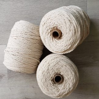 Recycled Cotton Rope - 1kg