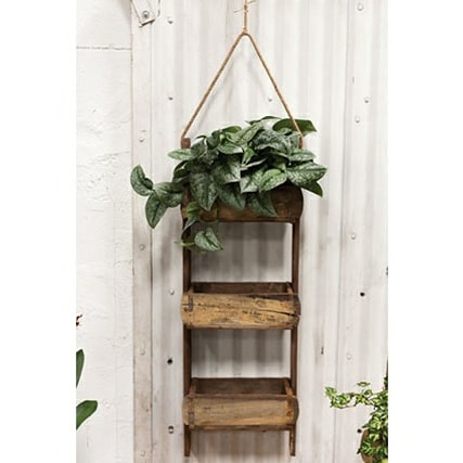 Hanging Brick Mould Shelf