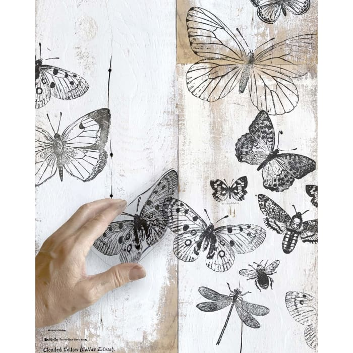 Butterflies Decor Stamp | STAMPS | $38.00