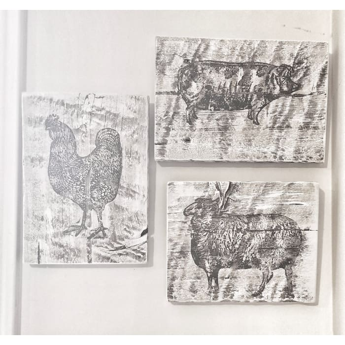 FARM ANIMALS | STAMPS | $38.00